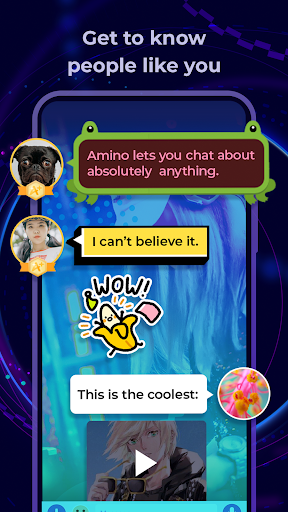 Download Amino: Communities and Chats 2.1.26307 Free Download APK,APP2019