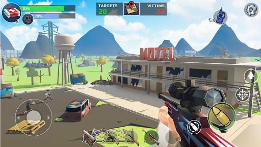 Download Battle Royale: FPS Shooter 1.12.01 Free Download APK,APP2019