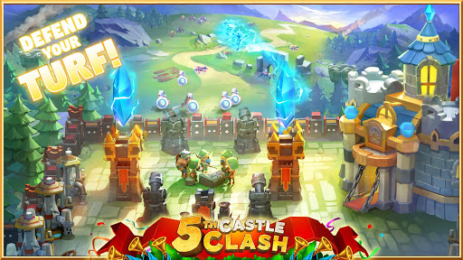Download Castle Clash: Heroes of the Empire US 1.5.6 Free Download APK,APP2019