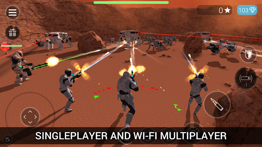 Download CyberSphere: SciFi Third Person Shooter 1.9.4 Free Download APK,APP2019