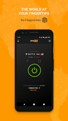 Download Free VPN - VPNhub for Android: No Logs, No Worries 2.0.4 Free Download APK,APP2019