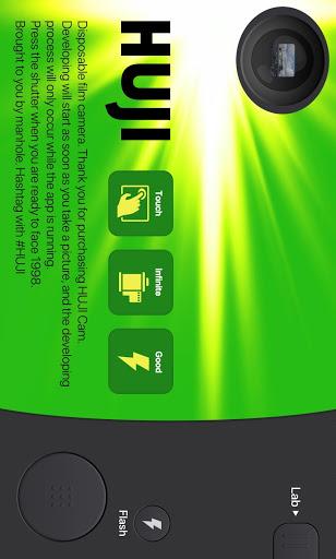 Download Huji Cam 2.2 Free Download APK,APP2019