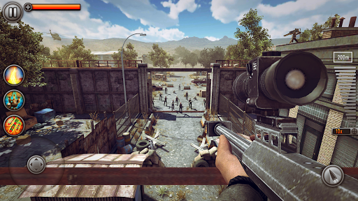 Download Last Hope Sniper - Zombie War: Shooting Games FPS 1.55 Free Download APK,APP2019
