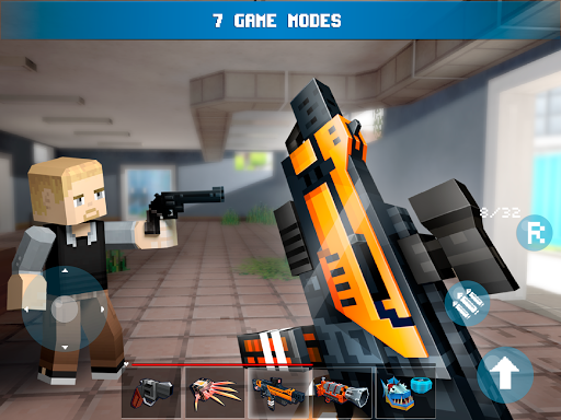 Download Mad GunZ - Battle Royale, online, shooting games 1.9.10 Free Download APK,APP2019