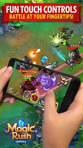 Download Magic Rush: Heroes 1.1.219 Free Download APK,APP2019