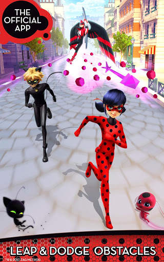 Download Miraculous Ladybug & Cat Noir - The Official Game 4.4.40 Free Download APK,APP2019