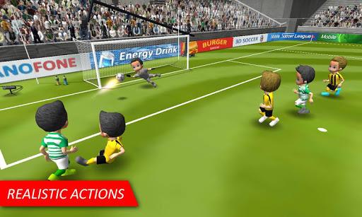 Download Mobile Soccer League 1.0.22 Free Download APK,APP2019