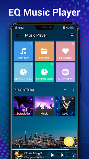 Download Music Player - Audio Player 3.6.8 Free Download APK,APP2019