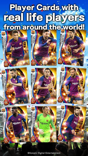 Download PES CARD COLLECTION 2.6.1 Free Download APK,APP2019