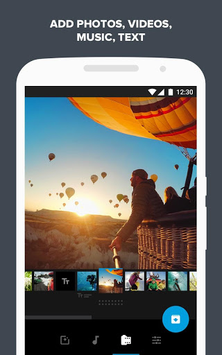 Download Quik – Free Video Editor for photos, clips, music 5.0.6.4050-cfa2c7535 Free Download APK,APP2019