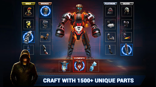 Download Real Steel Boxing Champions 2.2.121 Free Download APK,APP2019