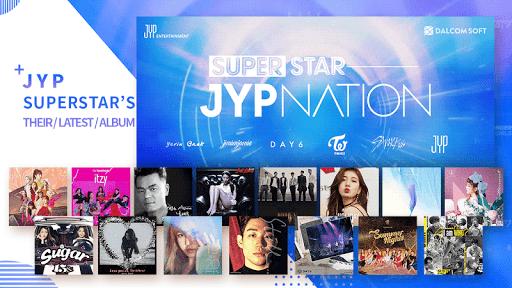 Download SuperStar JYPNATION 2.7.2 Free Download APK,APP2019
