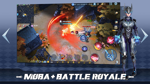 Download Survival Heroes - MOBA Battle Royale 1.7.0 Free Download APK,APP2019
