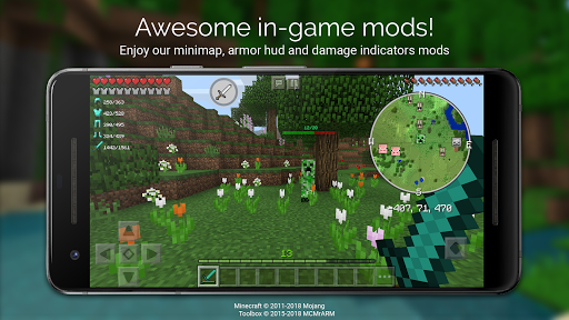 Download Toolbox for Minecraft: PE 4.6.0 Free Download APK,APP2019