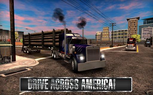 Download Truck Simulator USA 2.2.0 Free Download APK,APP2019