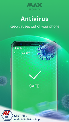 Download Virus Cleaner, Antivirus, Cleaner (MAX Security) 2.0.5 Free Download APK,APP2019