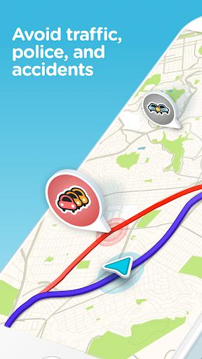 Download Waze - GPS, Maps, Traffic Alerts & Live Navigation 4.50.1.1 Free Download APK,APP2019