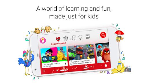 Download YouTube Kids 4.14.1 Free Download APK,APP2019