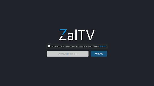 Download ZalTV IPTV Player 1.1.5 Free Download APK,APP2019