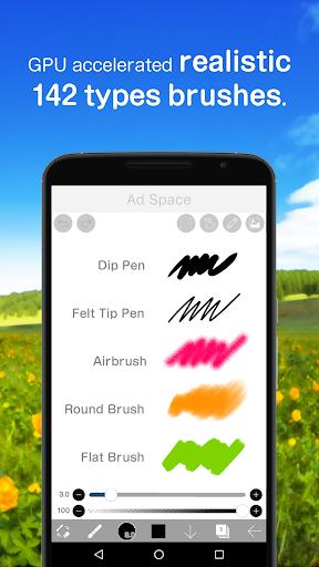 Download ibis Paint X 5.6.0 Free Download APK,APP2019