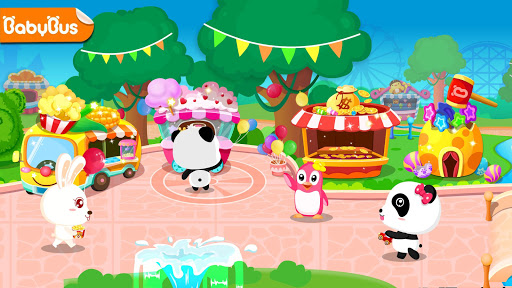 Download Baby Panda's Carnival - Christmas Amusement Park 8.40.00.10 APK For Android