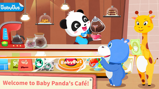 Download Baby Panda's Summer: Café 8.40.00.10 APK For Android