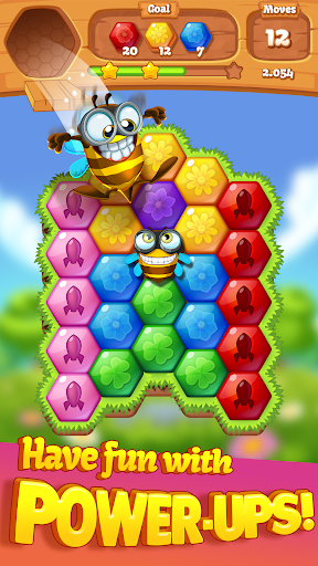 Download Bee Brilliant Blast 1.28.1 APK For Android