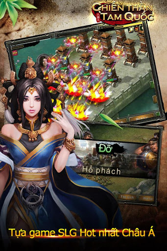 Download Chiến Thần Tam Quốc-Tranh Bá 9.5.0 APK For Android