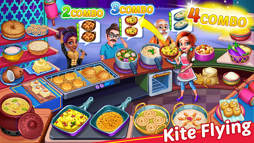 Download Cooking Express : Food Fever Craze Chef Star Games 1.9.3 APK For Android