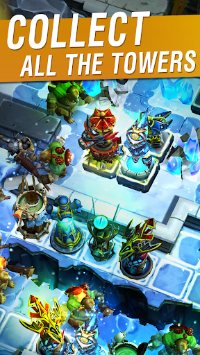 Download Defenders 2: Tower Defense Strategy Game 1.8.184300 APK For Android