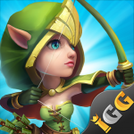 Download Castle Clash: Pelotão Valente 1.5.7 APK For Android