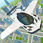 Download Flying Car Real Driving 2.3 APK For Android