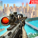 Download Hero Sniper FPS Free Gun Shooting Games 2020 2.0 APK For Android