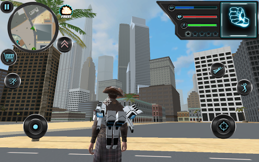 Download Jetpack Hero Miami Crime 1.3 APK For Android