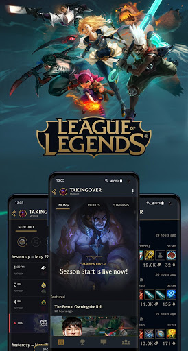 Download League+ 1.9.3 APK For Android