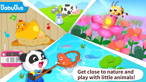 Download Little Panda's Farm Story 8.40.00.10 APK For Android