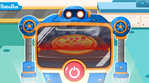 Download Little Panda's Space Kitchen - Kids Cooking 8.40.00.10 APK For Android