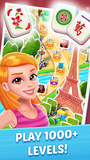 Download Mahjong City Tours: Free Mahjong Classic Game 32.1.2 APK For Android