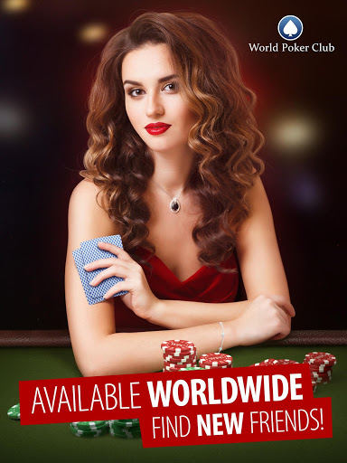 Download Poker Games: World Poker Club 1.137 APK For Android
