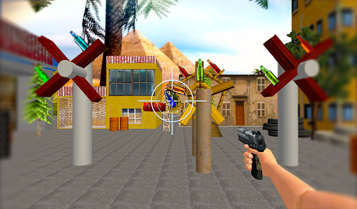 Download Real Bottle Shooter Game 1.20 APK For Android