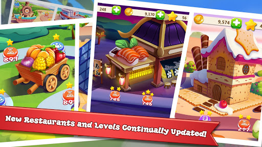 Download Rising Super Chef - Craze Restaurant Cooking Games 4.0.0 APK For Android