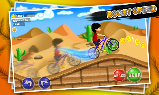 Download Shiva Winter Biking Tales 1.0.6 APK For Android