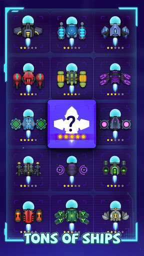 Download Virus War - Space Shooting Game 1.6.8 APK For Android