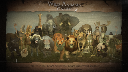 Download Wild Animals Online(WAO) 3.4 APK For Android