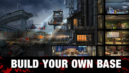 Download Zero City: Zombie games for Survival in a shelter 1.6.0 APK For Android