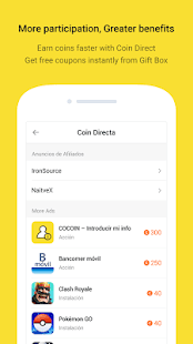 COCOIN - All benefit from Lock-screen 2.2.75