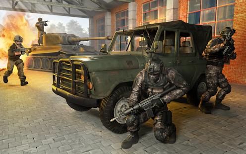 Delta Force Frontline Commando Army Games 2.9.3