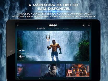 HBO GO ® 5.0 and up