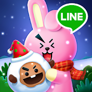 LINE HELLO BT21- Cute bubble-shooting puzzle game! 1.3.1
