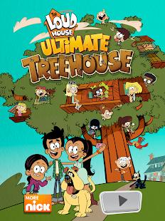 Loud House: Ultimate Treehouse 1.6.1
